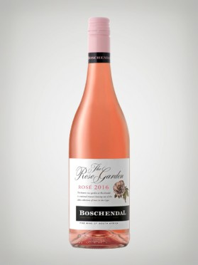 Boschendal The Rose Garden rosé 2019
